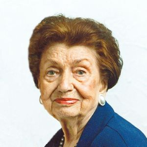 Halina Konwiak Obituary Photo