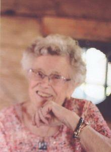 Alice Marie Evans, 96, April 24, 1923 - November 19, 2019, Aurora, Illinois