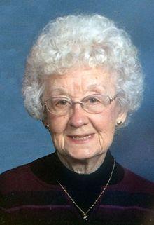 Helen M. Fee, 91, March  4, 1928 - November 19, 2019, Aurora, Illinois