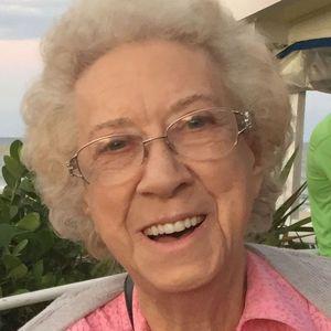 Marion E. Burtt Obituary Photo