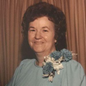 Alma F. Stafford Williams