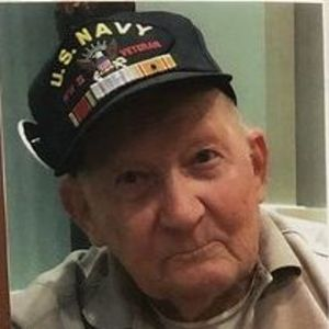 Roy Verner Hallgren Obituary Photo