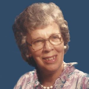 Lucy Bailey Brown Obituary Photo