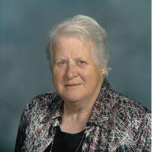 Minnie Sloothaak Obituary Photo