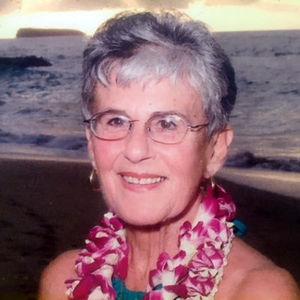 Sylvia Cecilia Kalm Obituary Photo