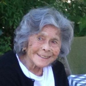 Dorothy R. Pong Obituary Photo