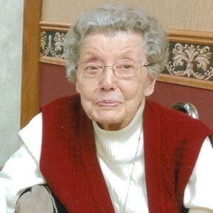 Bernice M. Warber