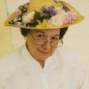 Geraldine Anne Fassbender Kott Obituary Photo