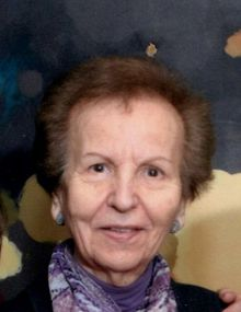 Dena P. Dagiantis, 83, January  3, 1936 - December 17, 2019, Aurora, Illinois