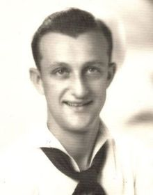 "Francis ""Butch"" Flammang, 97, August 17, 1922 - December 19, 2019, Aurora, Illinois"