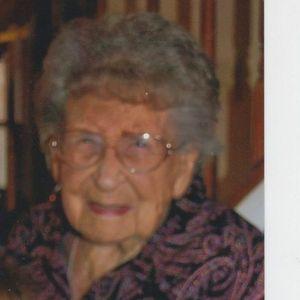 Flora  M. Dunbar Obituary Photo