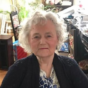 "Mary Jane Agnes ""Janie"" Huber Obituary Photo"