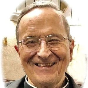 Rev. Gino  M. Dalpiaz, C.S. Obituary Photo