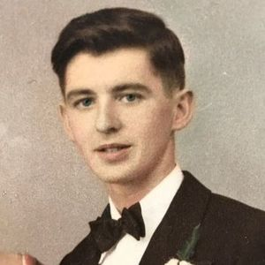 Arthur H. Favreau Obituary Photo