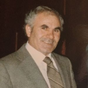Angelo Santoro Obituary Photo