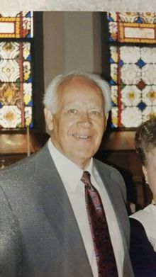 Kenneth E. Palmquist, 90, June 16, 1929 - January  5, 2020, Aurora, Illinois