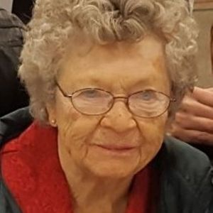 Bernice Koeman Obituary Photo