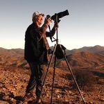 Portrait of Bruce David Karsh