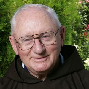 Fr. Michael James O'Shea, O.F.M. Cap. Obituary Photo