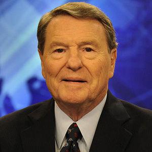 Jim Lehrer Obituary Photo