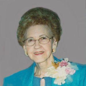 Bettye Rae Hamilton