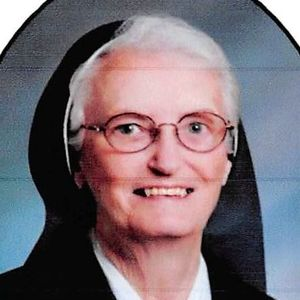 Sr. Therese Dube, PM Obituary Photo