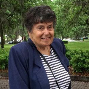 Mrs. Annick Josette Louise Menard Obituary Photo