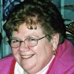 "Mary  P. ""Pat"" (Lally) McGovern Obituary Photo"