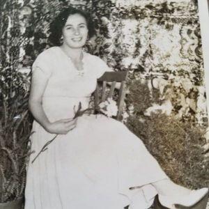 Caterina De Sanctis Obituary Photo