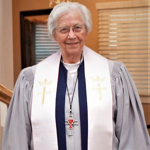 Rev. Grace E. Scruggs, MAJ. USAF RET.