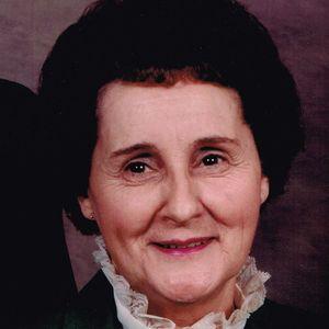 Annie Mary Sellars
