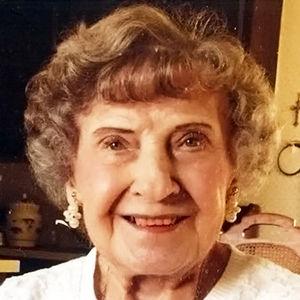 Martha Richardson Obituary Photo