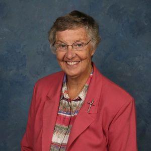 Sister Mary Sue Thomas, GNSH