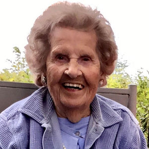 Jeanette F. Longchamp Trahan Obituary Photo