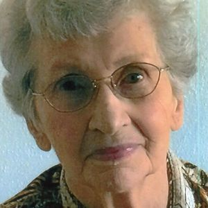 Mildred Koetje Obituary Photo