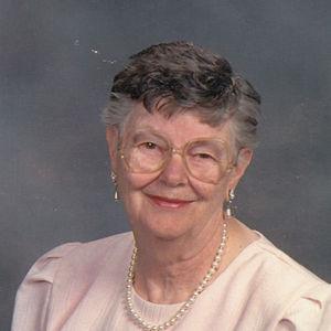 Dorothy J. Zoerman Obituary Photo
