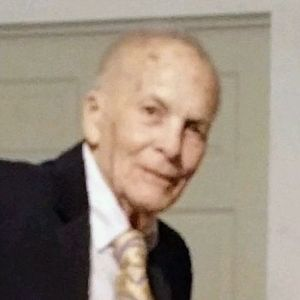 Joseph E. McGovern, Sr. Obituary Photo