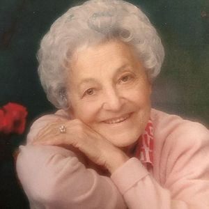 Josephine V. Kozloski Obituary Photo