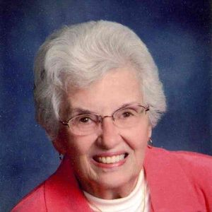 """Ms. Mary Nanetta """"Kay"""" Cain"""