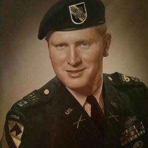 CSM Robert Earl Wilson, U.S. Army (Ret.)