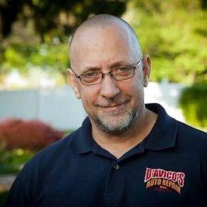 John D'Avico Obituary Photo