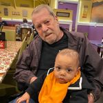 Keith & Great Grandson Landon