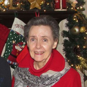 Anita Yvonne Vanek Benbow