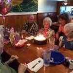 Neva 90th birthday