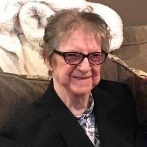 Mary  (nee Walker) Evak Obituary Photo