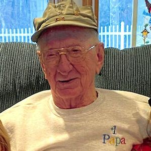 William J. Timmins Obituary Photo