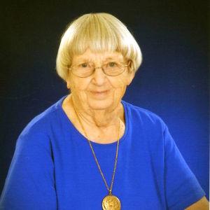 Barbara  J.(Van Ootegham) Evans