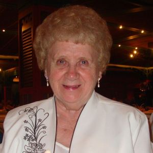 "Anna ""Anne""  (nee Carlin) Vockel Obituary Photo"