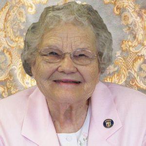 Sister Mary Angela Matthews