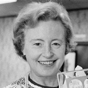 Margaret Burbidge Obituary Photo
